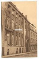 Bruges, Brugge - British & International Pension, Rue Courte Cour De Gand - Old Belgium Postcard - Brugge