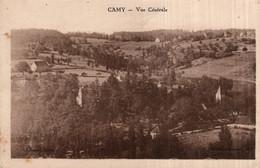 CPA   46   CAMY---VUE GENERALE - Autres Communes