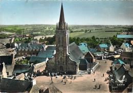 POULLAOUEN - L'église, Vue Panoramique. - Otros Municipios