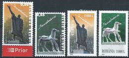 Z0376 - BELGIE - BELGIUM - 2004 - Nr 3308/3309 - TOGETHER WITH ROEMENIE / ROMANIA - Nuevos