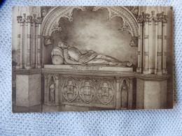 Eb1 - ABBAYE D'HAUTECOMBE 74 CENOTAPH OF SYBILLE OF BAUGÉ DAUGHTER OF GUY LORS OF BRESSE 1ere Femme D'Amédée De Savoie - Andere Gemeenten