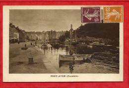 * PONT-AVEN ( Voir Les 2 Timbres) - Pont Aven