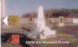 NIEDERLÄNDISCHE ANTILLEN-ST:EUSTATIUS - Antilles (Netherlands)