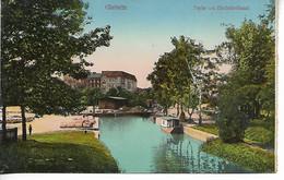 Pologne GLEIWITZ Gliwice Partie Am Klodnitz - Kanal 1922     ...G - Poland