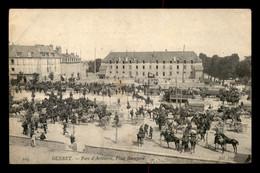 23 - GUERET - PARC D'ARTILLERIE PLACE BONNYAUD - Guéret