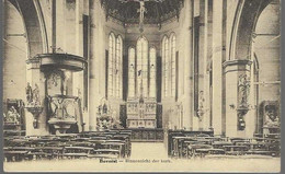 200) Beverst - Binnenzicht Van De Kerk - Bilzen