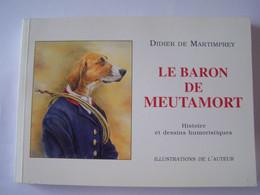 """LA VENERIE. LE BARON DE MEUTAMORT.  100_1673TRC""""a"""" - Caza/Pezca"""