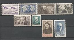 FRANCE ANNEE 1942 N°538 à 551 NEUFS** MNH TB COTE 10,50 € REMISE-90% - Nuovi