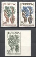 Francia 1957, Europa, Colour Proof, - 1957