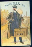 Cpa Du 21 Dijon  Carte à Systeme -- Nouvelles De Dijon  NOV20-42 - Dijon