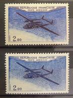 FRANCE 1960-64 Nord Atlas YT N° 38 - 38A Neufs ** - 1960-.... Ungebraucht