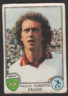 Stikers Panini Calcio Football Paulo Roberto Falcao Brasil Xanxerê Eurofootball 82 Internacional Roma FAS00228 - Italian Edition
