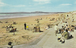 Postcard The Beach Aberavon Nr Neath & Port Talbot My Ref B14262 - Glamorgan