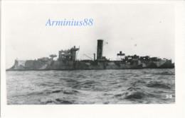 """Kriegsmarine - Flakschiffe """"Arcona"""" - Schwimmende Flakbatterie - Guerra 1939-45"""
