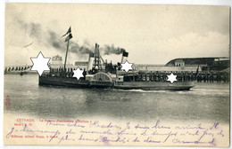 Le Bateau D'excursion - Nelson (serie Albert Sugg. A Gand) Oostende - Ostende (DOOS 8) - Oostende