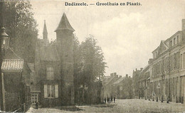 033 951 - CPA - Belgique - Dadizeele - Groothuis En Plaats - Moorslede