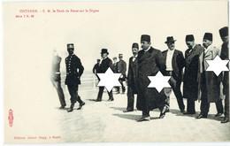 S.M. Le Shah De Perse Sur La Digue (serie Albert Sugg. A Gand) Oostende - Ostende (DOOS 8) - Oostende