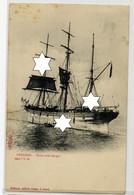 Trois Mats Barque (serie Albert Sugg. A Gand) Oostende - Ostende (DOOS 8) - Oostende