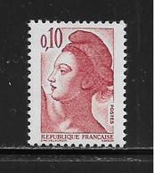 FRANCE  ( FVT - 277 )  1982  N° YVERT ET TELLIER  N° 2179   N** - Varieteiten: 1970-79 Postfris