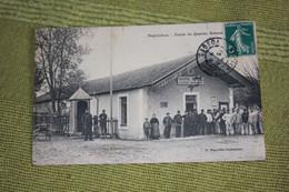 NEUFCHATEAU  ( 88 ) - Entrée Du Quartier Rebeval - Neufchateau