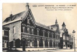Jolimont NA13: Maison Du Peuple Et Pharmacie à Houdeng - La Louvière