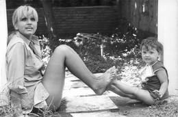 CARMEN VILLANI 1969  PHOTO DE PRESSE  30 X 20 CM - Personalità