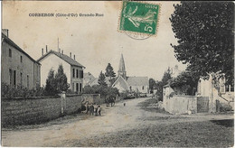 Corberon : Grande Rue - Altri Comuni