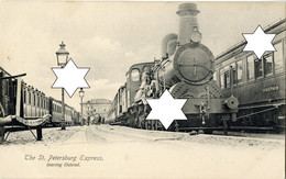 The St. Petersburg Express (Spoorweg - Treinen @ Chemin De Fer - Trains) Oostende - Ostende (DOOS 8) - Oostende