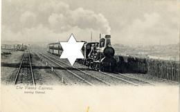 The Vienna Express (Spoorweg - Treinen @ Chemin De Fer - Trains) Oostende - Ostende (DOOS 8) - Oostende