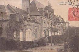 Sarthe        600       VAIGES.Château De L'Esnière - Sonstige Gemeinden