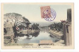 26684 -  Yokohama 1907 A Farmer's House Near - Yokohama