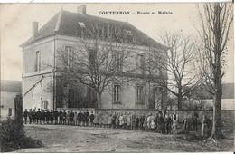 Couternon : école Et Mairie - Altri Comuni