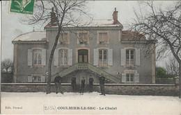 Coulmier Le Sec ; Le Chalet - Altri Comuni