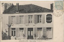 Coulmier Le Sec : Hôtel Lechapt - Altri Comuni