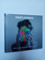 """SIMPLEMINDS """"Walk Between Worlds"""". - New Age"""
