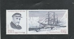 FRANCE 2007 JB CHARCOT NEUF YT P4110                - - Unused Stamps