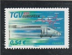 FRANCE 2007 TGV YT 4061 NEUF ** MNH - - Unused Stamps