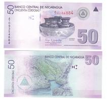 Nicaragua - 50 Cordobas 2007 ( 2009 ) P. 203a UNC Lemberg-Zp - Nicaragua