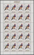 Aitutaki: 1972/1993, Big Investment Accumulation Of Full Sheets, Part Sheets And Souvenir Sheets. Va - Aitutaki