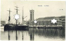 La Gare (22) (Station - Horloge) Oostende - Ostende (DOOS 8) - Oostende