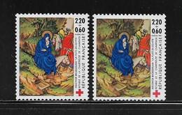 FRANCE  ( FVT - 354 )  1987  N° YVERT ET TELLIER  N° 2498  N** - Varieteiten: 1970-79 Postfris