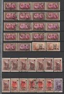 MADAGASCAR  Lot De Timbres Oblitérés FRANCE LIBRE - Used Stamps