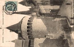 N° 5897 Z -cachet Convoyeur ('ambulant) Chagny-Epinac-Etang -1905- - Correo Ferroviario