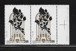 FRANCE  ( FVT - 361 )  1988  N° YVERT ET TELLIER  N° 2516  N** - Varieteiten: 1970-79 Postfris