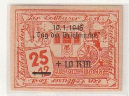 Deutsche Lokalausgaben - COTTBUS - N°34 Neuf Sans Gomme (1946) - Ohne Zuordnung