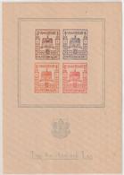 Deutsche Lokalausgaben - FINSTERWALD - BLOC N°1 ** (1946) - Ohne Zuordnung