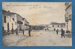 VENOSA VIA VINCENZO TANGORRA E VILLA COMUNALE VG. 1937 POTENZA N°B028 - Potenza