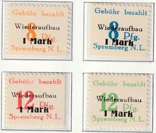 Deutsche Lokalausgaben - SPREMBERG - N°17/8 ** (1946) - Ohne Zuordnung
