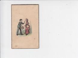 Menu - Spijskaart - Deurne - 1907 - Mr Joseph Pil - Menus