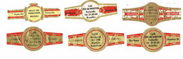Reclame:  Brussel En Omgeving - Cigar Bands